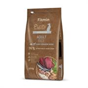 Fitmin Dog Purity корм д/с рис, рыба, дичь