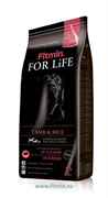 Fitmin dog For Life Lamb & Rice корм д/с всех пород ягненок/рис  (20 кг)