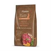 Fitmin Dog Purity беззерновой корм д/с говядиной (12 кг)