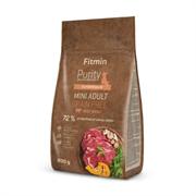 Fitmin Dog Purity беззерновой корм д/с мелких пород говядина (4 кг)