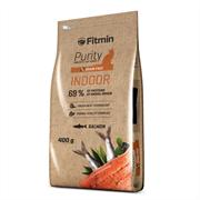 Fitmin Cat Purity Indoor беззерновой корм д/к с рыбой