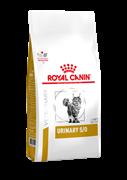 Royal Canin Urinary S/O при лечении МКБ 7 кг
