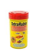 TetraRubin Корм д/усиления естественной окраски рыб, хлопья 100мл