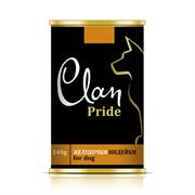 Clan Pride консервы для собак (желудочки индейки)