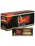 Clan De File консервы для кошек (с индейкой)