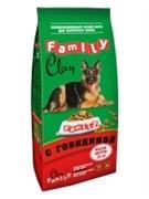 Clan Family сухой корм для собак всех пород (c говядиной)
