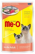 Ме-О Adult пауч д/кошек Тунец и белая рыба в желе 80г