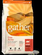 GATHER Органический корм для кошек с курицей (3,63кг)