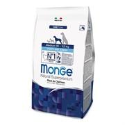 Monge Dog Medium корм для щенков средних  пород