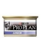 Pro Plan Junior консервы для котят