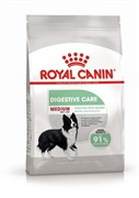 ROYAL CANIN Корм для собак Royal Canin Medium Digestive Care