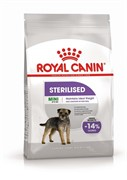 ROYAL CANIN (Роял Канин)  для кастрированных собак карликовых пород, Mini Sterilised