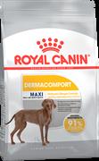 ROYAL CANIN Для взрослых собак крупных пород идеальная кожа и шерсть, Maxi Dermacomfort 25