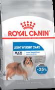 ROYAL CANIN Для взрослых собак крупных пород низкокалорийный с 15 мес., Maxi Light
