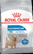 ROYAL CANIN Mini Light (Роял Канин Мини Лайт) Для собак малых пород низкокалорийный с 10 мес.