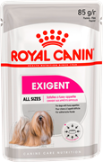 ROYAL CANIN (Роял Канин) EXIGENT POUCH LOAF (В ПАШТЕТЕ)
