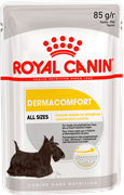 ROYAL CANIN (Роял Канин) DERMACOMFORT POUCH LOAF (В ПАШТЕТЕ)