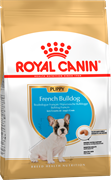 Royal Canin сухой корм для щенков французского бульдога до 12 мес., French Bulldog Junior 30 (10 кг)