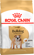 ROYAL CANIN Для взрослого английского бульдога с 12 мес., Bulldog 24