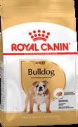 Royal Canin сухой корм для взрослого английского бульдога с 12 мес., Bulldog 24 (12 кг)