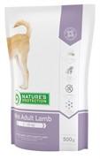 Nature's Protection  Mini Adult Lamb сух.д/собак мелких пород Ягненок