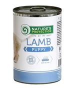Nature's Protection  Puppy Lamb кон.д/щенков Ягненок