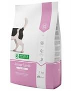 Nature's Protection Junior Lamb сух.д/щенков Ягненок  (18 кг)