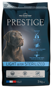 FLATAZOR Prestige Adult LIGHT &/OR STERILIZED  (15 кг)