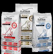 Platinum  Ассорти ТРИО №10 (Говядина+Свинина+Щенки) 15 кг