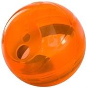 Rogz Игрушка-кормушка для собак TUMBLER, оранжевый