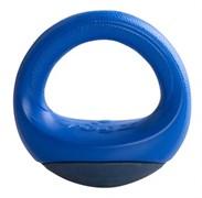 Rogz Игрушка для собак кольцо-неваляшка, синий