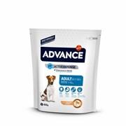 Advance Для взрослых собак малых пород с курицей и рисом (Mini Adult) 7,5 кг