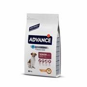 Advance Для пожилых собак малых пород с курицей и рисом (Mini Senior)
