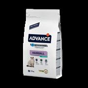 Advance Для вывода шерсти у стерилизованных кошек (Sterilized Hairball)  10 кг