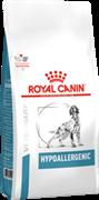 ROYAL CANIN ветеринарный для собак с пищевой аллергией, Hypoallergenic DR 21 (14 кг)