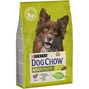 DOG CHOW Для взрослых собак с ягненком, Adult (14 кг)