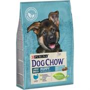 DOG CHOW Пурина Дог Чау корм для щенков крупных пород (14 кг)