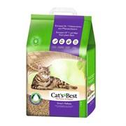 CAT'S BEST Кэтс Бэст Nature Gold Наполнитель древесный комкующийся
