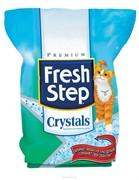 FRESH STEP Силикагелевый наполнитель, Crystals (3,62 кг)