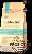 Grandorf  4 вида мяса с рисом Indoor (2 кг)