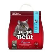 PI-PI-BENT Пи-Пи-Бент Комкующийся наполнитель Классик, пакет, Classic  (10 кг)