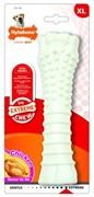 Nylabone Текстурная косточка экстра-жесткая, аромат курицы, XL 80 гр