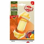 Nylabone Экстра-жесткая косточка с узлами, с ароматом бекона и сыра