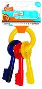 Nylabone Ключи для щенков с режущимися зубами, аромат бекона, XS 80 гр