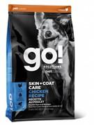 GO! NATURAL HOLISTIC Для щенков и собак с цельной курицей, фруктами и овощами, DAILY DEFENCE™ Chicken Dog Recipe