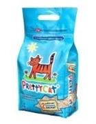 PRETTY CAT Впитывающий наполнитель  (Aroma Fruit) 20 кг
