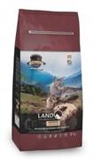 Landor SENSITIVE CAT - Сухой корм для кошек с чувствительным пищеварением на основе мяса ягненка