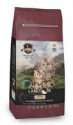 Landor KITTEN Полнорационный корм для котят на основе мяса утки (10 кг)