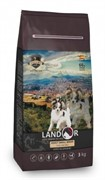 Landor ADULT SMALL BREED DOG с мясом утки сухой корм для маленьких пород зрелого возраста