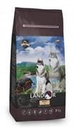 Landor ADULT DOG FISH с рисом и рыбой  для взрослых собак любой породы (3 кг)